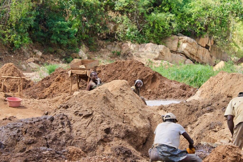 Mining Poacher
